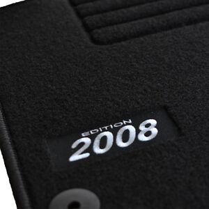 4-TAPIS-SOL-PEUGEOT-2008-BUSINESS-MOQUETTE-LOGO-BLANC-SUR-MESURE