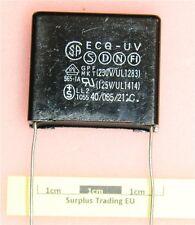 MATSUSHITA ECQ-UV POLYPROPYLENE 1.0uF 250V X2 MKT