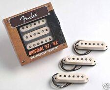 NEW Fender Stratocaster Original 57/62 Pickup Set, 099-2117-000