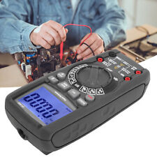 Lcd Digital 6000 Counts Multimeter Acdc Voltage Tester Meter Electrician Tool
