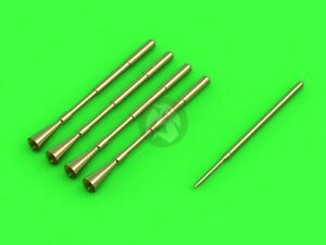 Master-1-48-Pitot-Tube-amp-20mm-Barrels-w-Flash-Hiders-for-A-1-Skyraider-AM-48-128