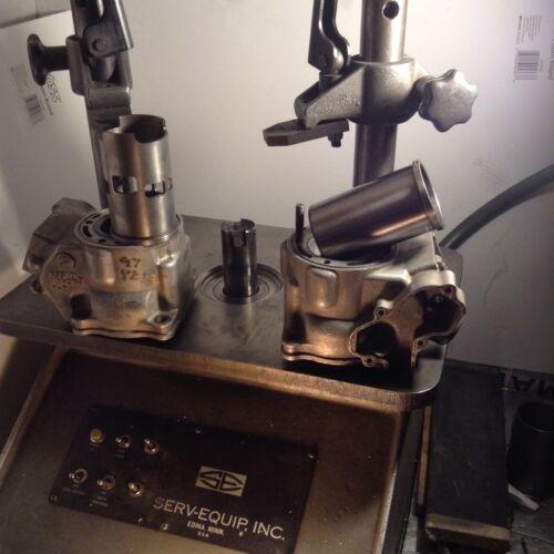 1996-99 CR125 Cylinder Jug Cylinder Resleeve Service.