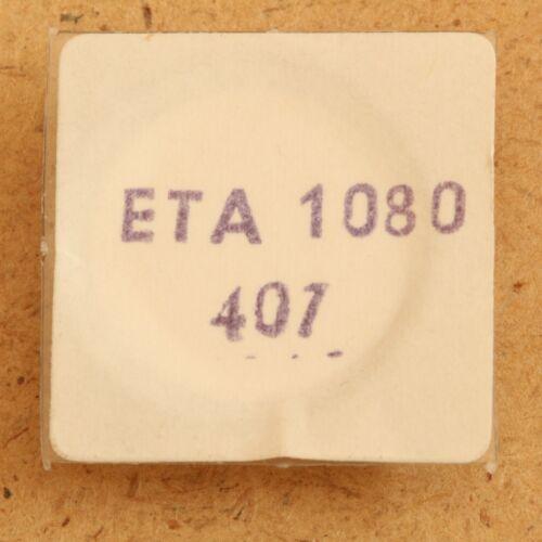 ETA 1080 PART 407 SCHIEBETRIEB cal 1153 clutch wheel 1256 1081,1093 1152