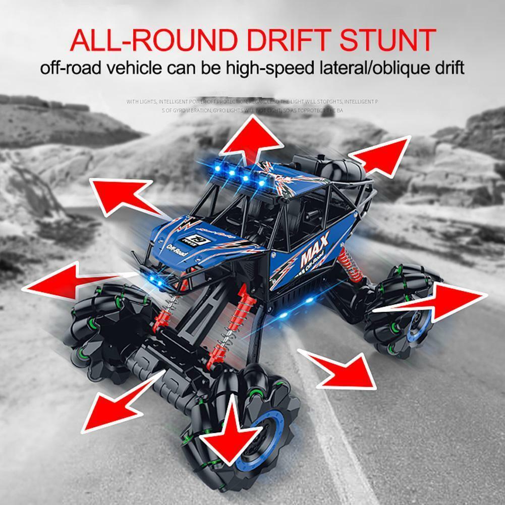 2.4G Remote Control auto giocattolo Drift  Climbing Deformation 4-Way Off-strada Vehicle  produttori fornitura diretta
