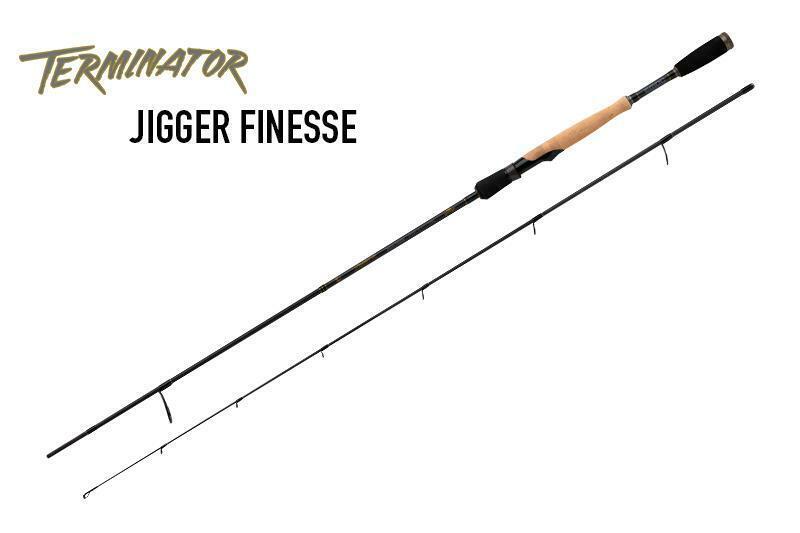Fox Rage Terminator Jigger Finesse 270cm 7-28g  Fishing Rod