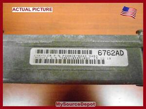 1997-CONCORD-EAGLE-INTREPID-P04606762AD-6762AD-ENGINE-COMPUTER-MODULE-ECM