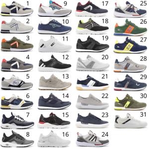 ENRICO COVERI - NAVIGARE - NAVY SAIL - Sneakers scarpe sportive da uomo
