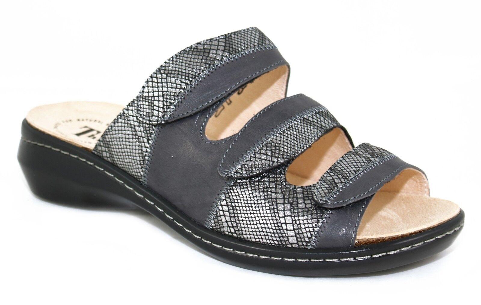 Think  87428-21 señora sandalia de zapatillas de casa camilla f98