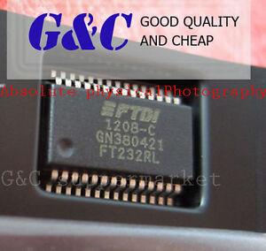 10PCS-IC-FT232RL-100-ORIGINAL-FTDI-SSOP-28-NEW-DATE-CODE