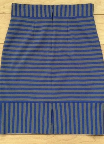 Celeste Striped Pencil Skirt Plenty By Tracy Reese Size 2 4 NW ANTHROPOLOGIE Ta