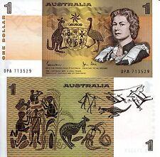 AUSTRALIA 2 Dollars Banknote World Paper Money UNC Currency Pick p42d Queen
