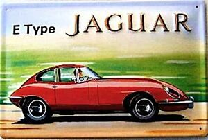 Jaguar-E-Type-embossed-steel-sign-300mm-x-200mm-hi