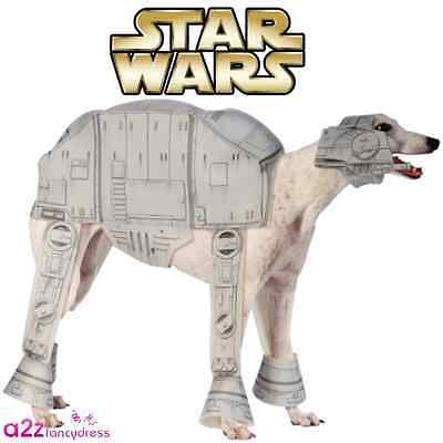 STAR WARS DOG PET PUPPY AT-AT TANK OFFICIAL NOVELTY HALLOWEEN COSTUME