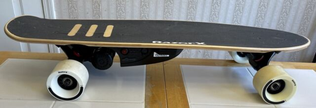 EUC! Razor X Electric Skateboard Cruiser Up To 10mph (needs remote & charger)
