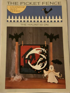 The-Picket-Fence-The-Haunt-Is-On-A-Calendar-Quilt-Pattern-10-x10-Applique