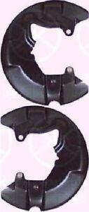 Spritzblech-Bremsstaubblech-Ankerblech-Satz-vorne-Fiat-Ritmo-Bj-78-88