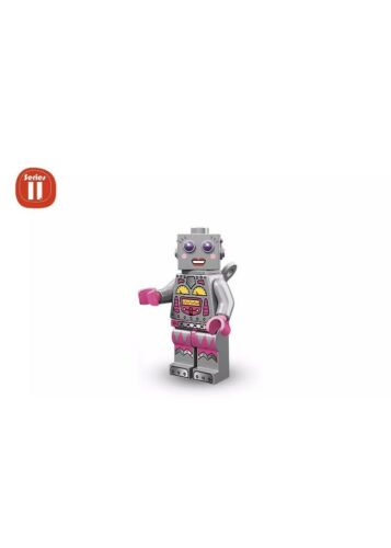 LADY ROBOT 71002 New /& Sealed! - Series 11 LEGO MINIFIGURES