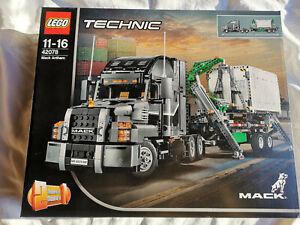 Lego-42078 LEGO technique Mack Truck