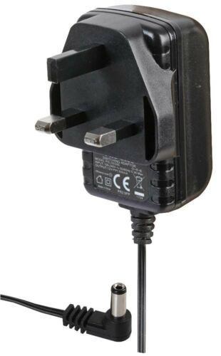 12V 500mA AC//DC Power Supply With Right Angled Plug 2.1mm