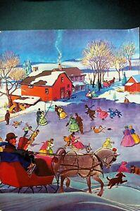 Louis Allis Messenger Christmas Annual 1942 Van Hooper Milwaukee Wisconsin