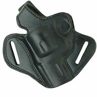 Smith & Wesson 686 S&w Revolver 2.5 Barrel Black Leather Holster Left Tagua