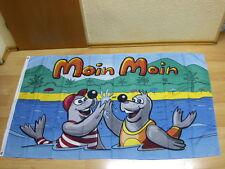 Fahnen Flagge Moin Moin Urlaub - 90 x 150  cm