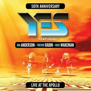 Yes - Featuring Jon Anderson, Trevor Rabin, Rick Wakeman - Live at the Apollo