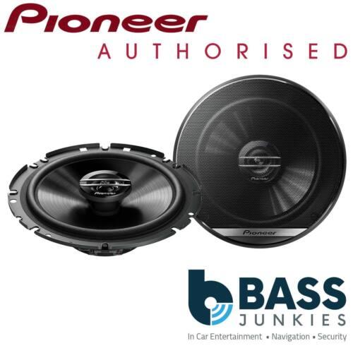 For Nissan Qashqai 07-12 Pioneer 600W 17cm 2-Way Front Rear Door Car Speaker Kit