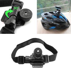Bike Helmet Mount Holder for Mobius ActionCam Sports Camera Video DV DVR MC