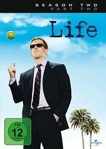 Life-Season-2-2-3-DVDs-von-Daniel-Sackheim-DVD-Zustand-gut