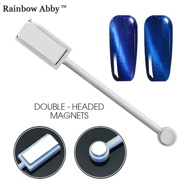 3D Magnetic Stick For Cat Eye Gel Polish Magnet UV LED Nail Art Manicure