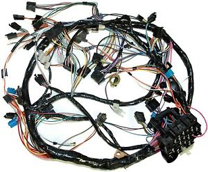 image is loading 1981-corvette-dash-wiring-harness-for-cars-with-