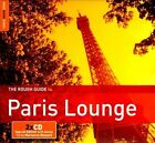 The Rough Guide to Paris Lounge [Digipak] by Various Artists (CD, Apr-2011, 2 Discs, World Music Network)