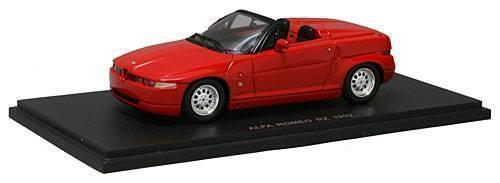 Alfa  Romeo RZ ''rouge'' 1992 (Spark 1 43   S0609)  remise