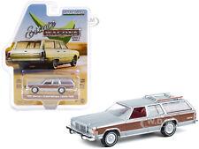 69838 Greenlight 19093 Mercury Grand Marquis Colony Park Voiture Miniature 1:18 Nouveau neuf dans sa boîte