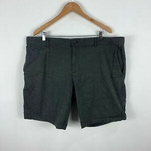 Sportscraft-Mens-Shorts-Size-42-Grey-Bermuda-With-Pockets