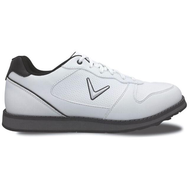 Callaway Men's Chev SL Golf Shoes White