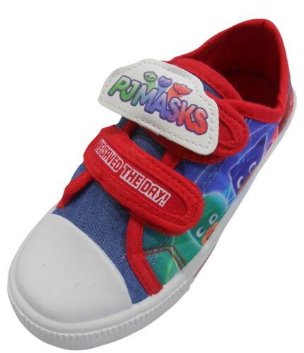 "PJ Masks /""Day/"" Boys Canvas Shoes"