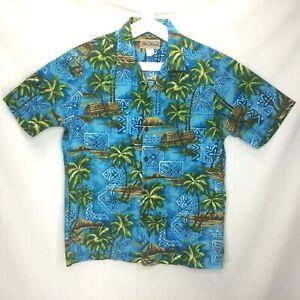 RJC Mens Surfing Diamond Head Hawaiian Shirt