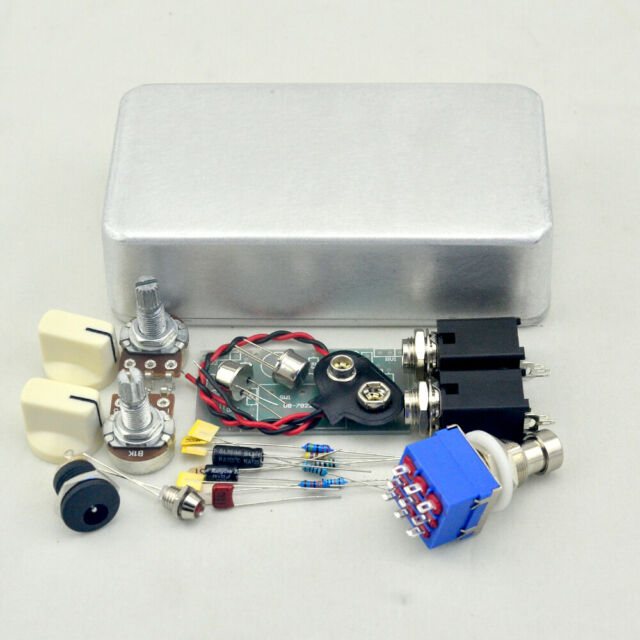 DIY Fuzz Face Effects Pedal Kits-diy Guitar Pedals Kits With 1590b