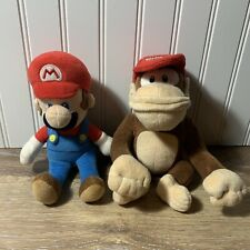 """Super Mario Bros Lovely Diddy Kong Donkey Kong Plush Doll Soft Toy Figure 7/"""""""
