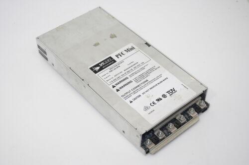 TESTED Vicor PFC Power Supply 12V//99.9A 115-230VAC 10A 47-500HZ 300VDC 10A