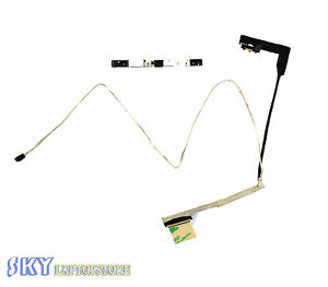 NEW-HP-ENVY-M6-1000-SERIES-LCD-CABLE-amp-Webcam-686898-001-686587-001-US-Seller