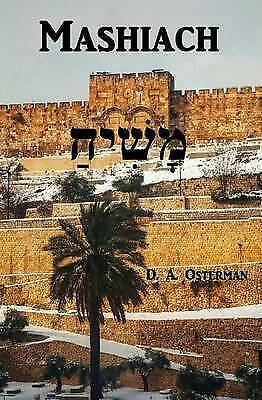 Mashiach by D a Osterman (Paperback / softback) Expertly Refurbished Product