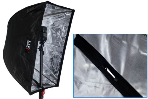 50x70cm Umbrella Easy Folding Indirect Fire Softbox  Flashgun Studio Lighting