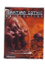 MARTIAN GOTHIC UNIFICATION - 2000 ACTION HORROR PC GAME - ORIGINAL RARE BIG BOX