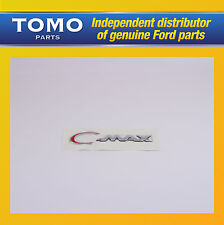 "New Genuine Ford Rear Badge EMBLEM Decal  ""C-Max"" C-Max 2007-2011 1721056"