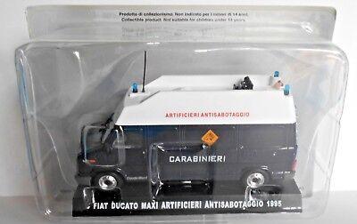 Die cast 1//43 Furgone Carabinieri Fiat Ducato Subacquei E.I SC.2-D 1999