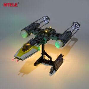 LED-Light-Up-Kit-For-LEGO-Y-Wing-Star-fighter-75181-Lighting-Set-Starfighter-kit