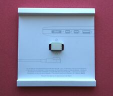 Genuine Apple Magsafe to Magsafe 2 Converter Adapter, 602-7860-A (AD78)